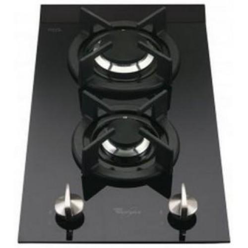Whirlpool 惠而浦 AVD120 30厘米內置式雙頭氣體爐 (送標凖安裝)