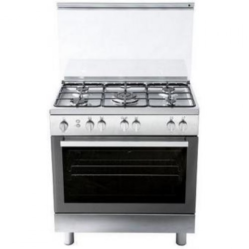 General Gas CR8050GS 80cm 5-Burner LP Gas Hob with 80Litres Oven