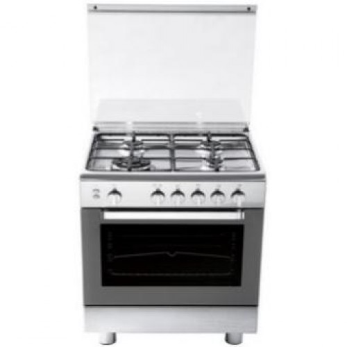 General Gas CR6060GS 60cm 4-Burner LP Gas Hob with 54Litres Oven