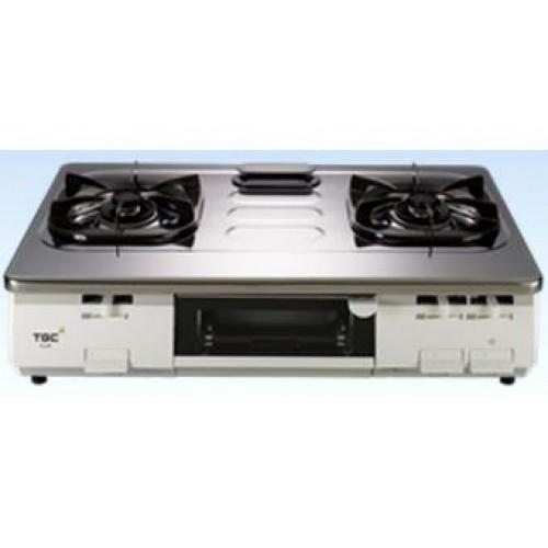 TGC RJ3R 煮飯寶座檯式雙頭煮食爐