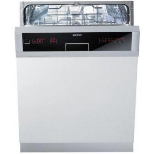 Gorenje GI64224AX 60cm Built-in Semi-integrated Dishwasher