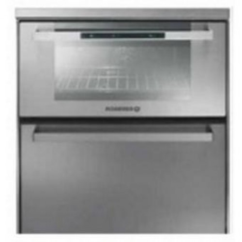 ROSIERES R2IN1X BUILT-IN FULLY INTEGRATED DISHWASHER AND COMPACT OVEN