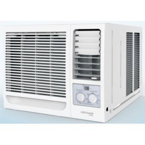 GERMAN POOL WAC-407  3/4 HP Window Type Air Conditioner