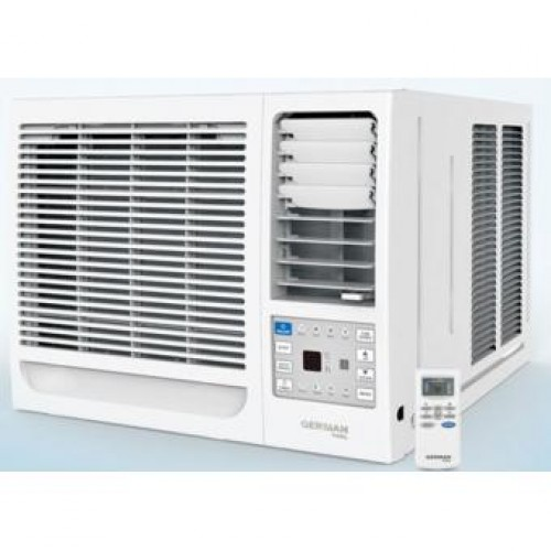 GERMAN POOL WAC-407R 3/4 HP Window Type Air Conditioner (w/ Remote Control)