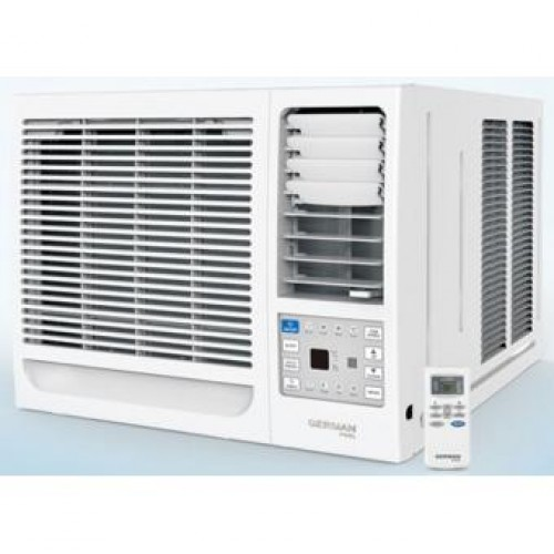 German Pool WAC-409R 1 HP Window Type Air Conditioner (w/ Remote Control)