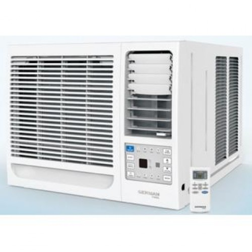 German Pool WAC-412R 1.5 HP Window Type Air Conditioner (w/ Remote Control)