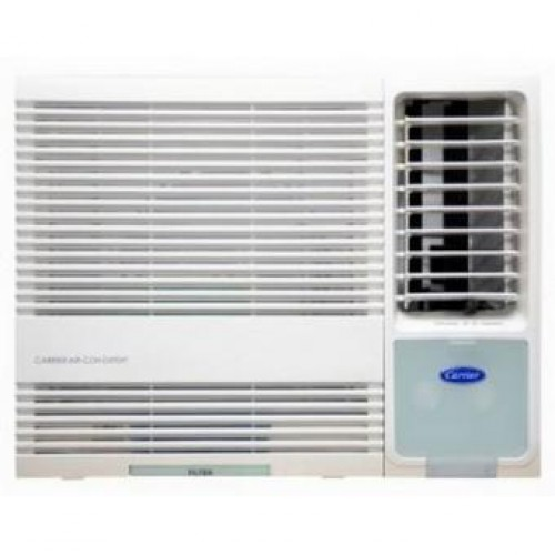Carrier CHK12EJE 1.5HP Window Type Air Conditioner with remote control