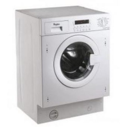 WHIRLPOOL AWI75141 WASHING: 7KG & DRYING: 5KG / 1400RPM BUILT-IN 2 IN 1 WASHER DRYER