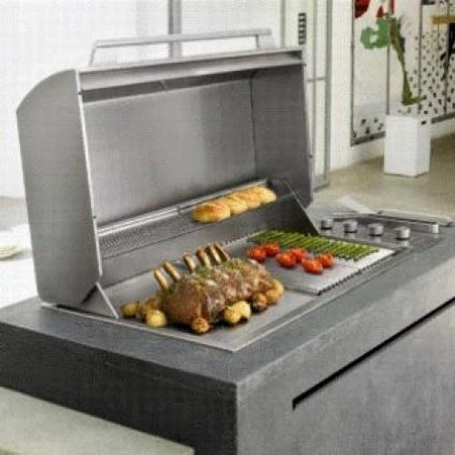 伊萊克斯 EQB10BAS 嵌入式電烤爐