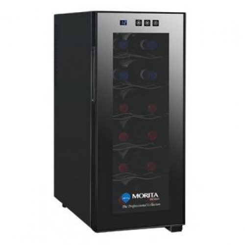 Morita MD-WC33SCFW 12 Bottles Wine Cabinet
