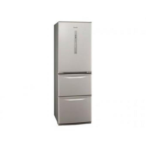 Panasonic NR-C370EH-N3 ECONAVI 3-door Refrigerator