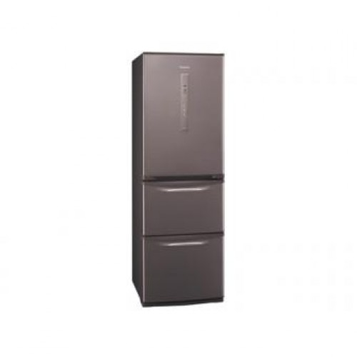 樂聲 NR-C370EH-T3 ECONAVI智慧節能三門雪櫃