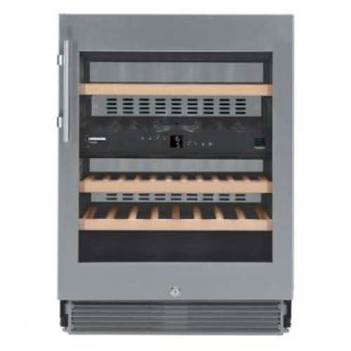 Liebherr UWTes1672 Built-in Double Temperature Zone Wine Coolers