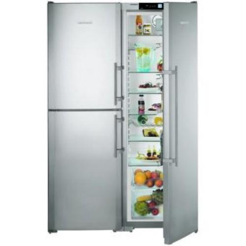 Liebherr SBSes7353 Premium BioFresh NoFrost French Door Refrigerators