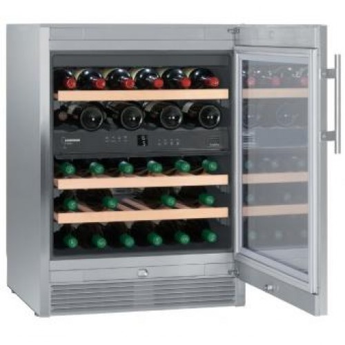 Liebherr WTes1672 Double Temperature Zone Wine Coolers