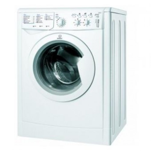 Indesit IWDC7125 7.5KG 2-in-1 Front Loading Washer & Dryer