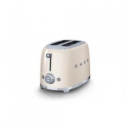 Smeg TSF01CRUK 50's Retro Style Aesthetic Toasters