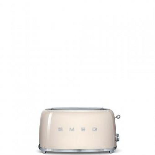 Smeg TSF02CRUK 50's Retro Style Aesthetic Toasters